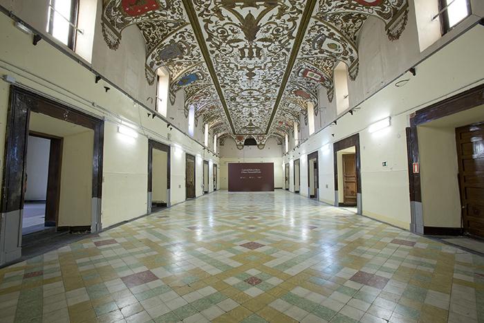 salon de reinos - Comienza la Semana de la Arquitectura 2019