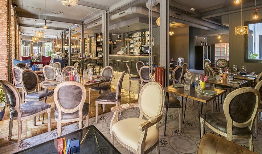 La Caprichosa y Pathio: dos nuevos restaurantes para Madrid