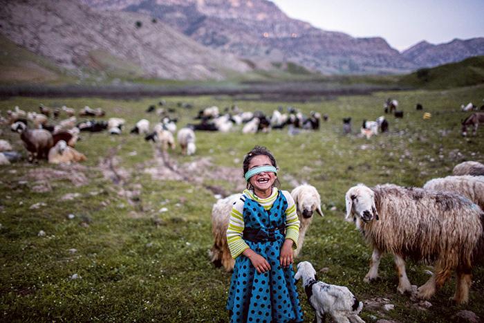 @Catalina Martín Chico. Irán los últimos nómadas - Fotoperiodismo marca España