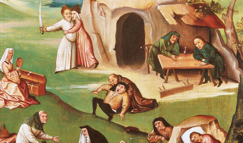 La obra sarcástica de los Brueghel se expone en el Palacio de Gaviria