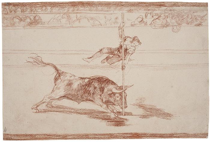 4644aa9e 19e5 d254 ab28 08a44ed395a9 - El Prado celebra su 200 cumpleaños con dibujos de Goya