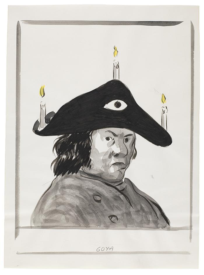 Goya. El Roto - 36 dibujos de El Roto para dialogar con Goya y la historia