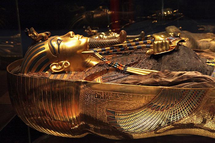 IMG 6037 - Descubre la tumba de Tutankamon en Madrid