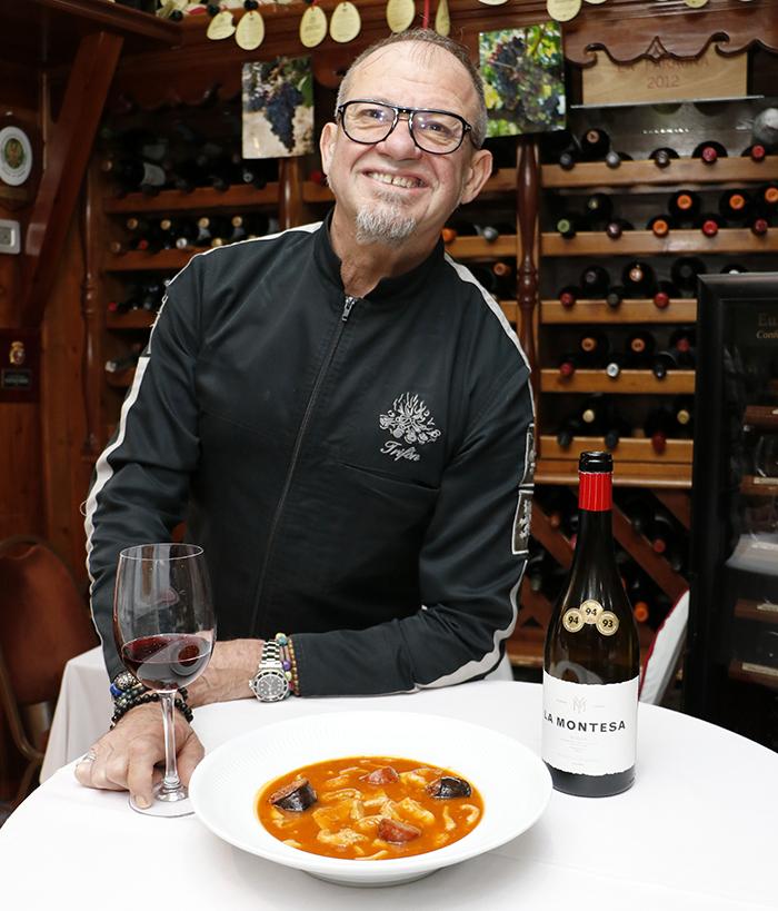 Trifon - Algunos de los mejores platos de invierno de Madrid