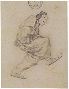 b895ed49 7da1 0db3 3f4e e349bb2e4b99 233x300 - El Prado celebra su 200 cumpleaños con dibujos de Goya