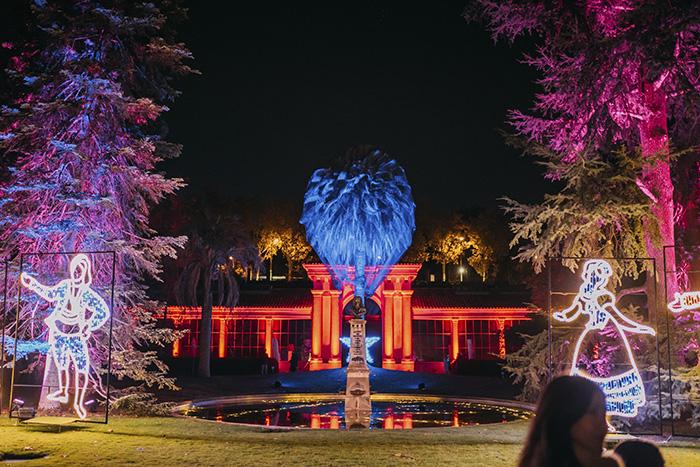 jardinbotanicoluces @christiangarcia 16 - Luces de colores y hadas te invitan a un paseo por el Jardín Botánico