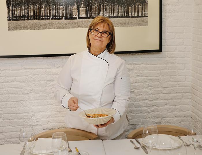 pilar Villoldo 01 - Algunos de los mejores platos de invierno de Madrid
