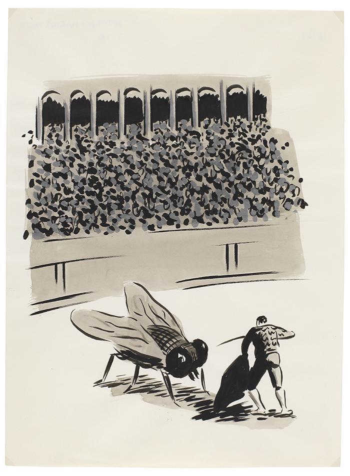 tauromaquia. El Roto - 36 dibujos de El Roto para dialogar con Goya y la historia