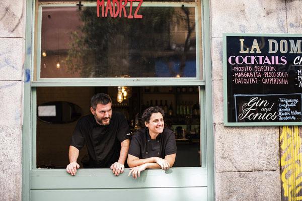 Mica y Diego en la ventana La Dominga - 4 planes para el fin de semana