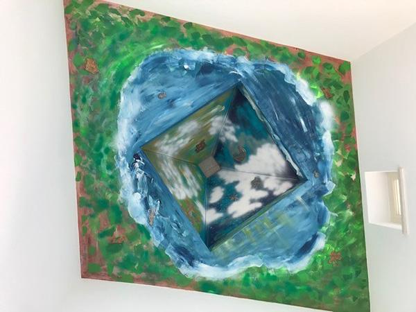 RA. Proyecto Cúpula Mahón 13 - La cúpula de Mahón. Por Ricardo Aparicio