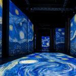 Oler y pasear dentro de las obras de Van Gogh es posible en el Círculo de Bellas Artes