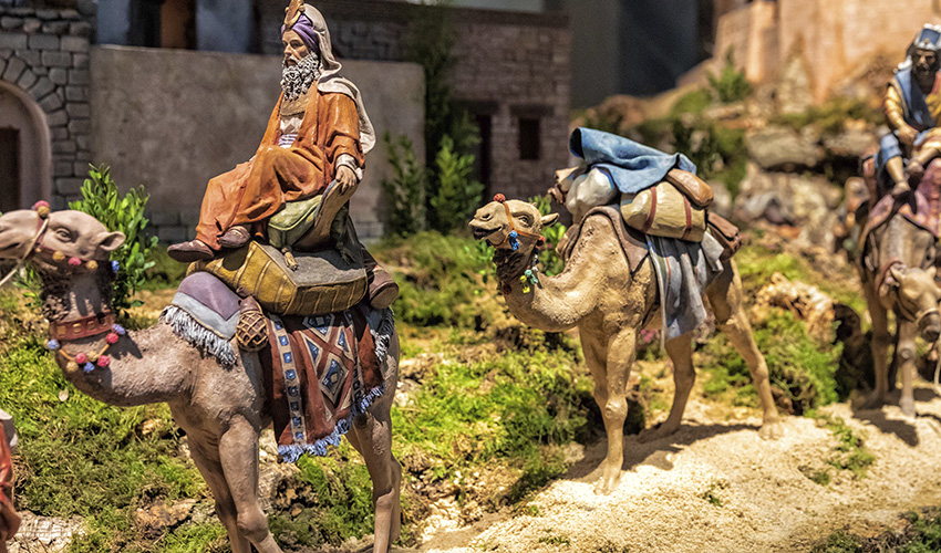 """Un Belén, 13 cabalgatas y la """"Marimorena"""" para la Navidad en Madrid"""