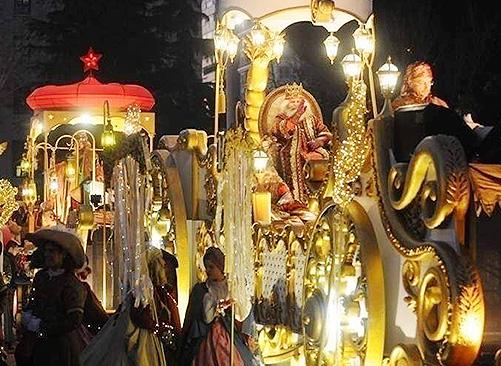 """cabalgata  - Un Belén, 13 cabalgatas y la """"Marimorena"""" para la Navidad en Madrid"""
