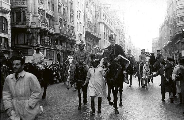 cabalgata 2 - ¿De dónde viene la tradición  de la Cabalgata de Reyes?