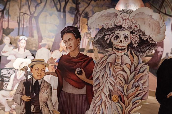 diego rivera madrid 04 - La obra de Diego Rivera en el primer cumpleaños de Casa de México