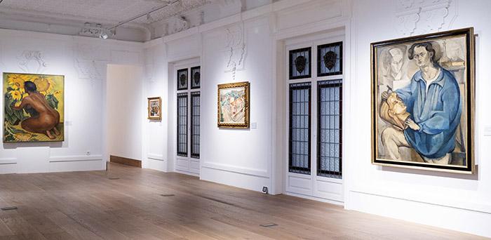 diego rivera madrid02 - La obra de Diego Rivera en el primer cumpleaños de Casa de México