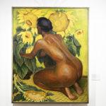 La obra de Diego Rivera en el primer cumpleaños de Casa de México