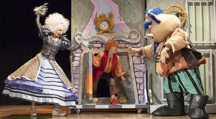 jack y las habichuelas magicas 3 - 7 regalos y una obra de teatro