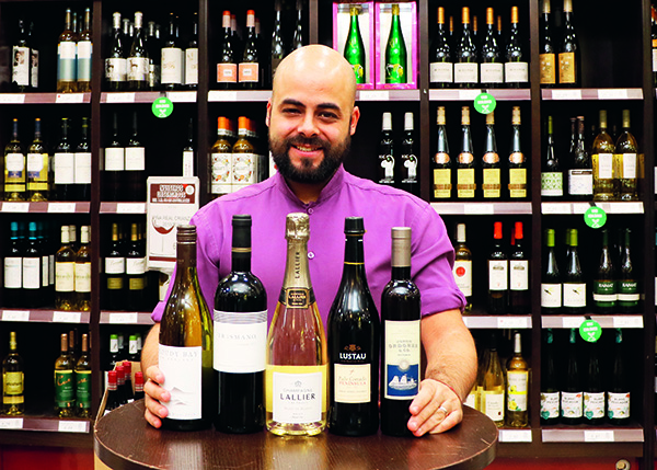 santa cecilia - 5 vinos que deberías disfrutar esta Navidad
