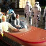 Todos los juguetes de La Guerra de las Galaxias están en Madrid