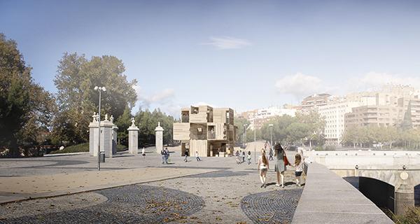 01 Render MultiPly en Madrid R°o - Madrid Design Festival se pone responsable pensando en el futuro