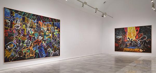 15 2 - Jörg Immendorff, el artista que quería modificar la realidad