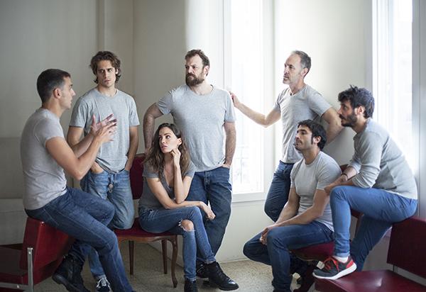 """Jauria Grupo 2 ©Vanessa Rabade - María Hervás pone a la sociedad frente al espejo en """"Jauría"""""""