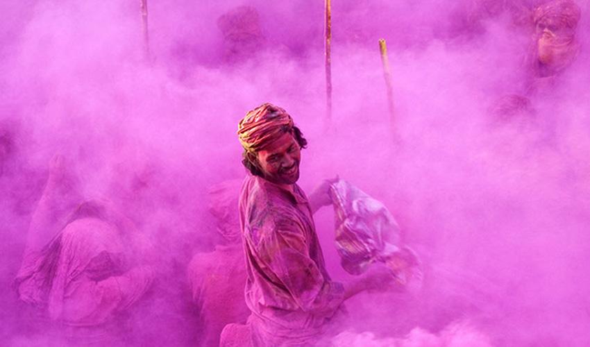 EXPO: El festival de color de García Rodero