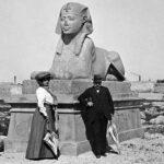 Expo fotos: El viaje a Egipto  en 1909 del chocolatero barcelonés