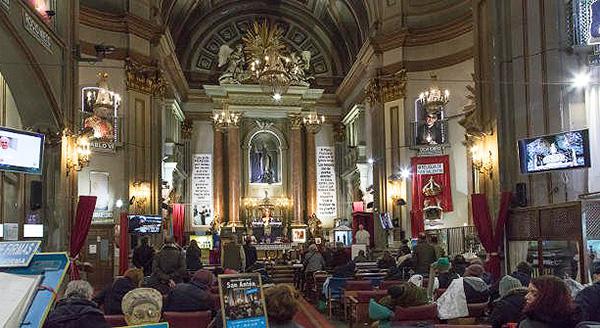 iglesia de san anton - Fiestas de San Antón 2020. Programa completo