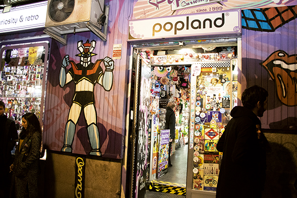 popland01 - La Movida: los años que modelaron la identidad de Madrid