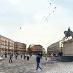 El Ayuntamiento peatonalizará la puerta del Sol