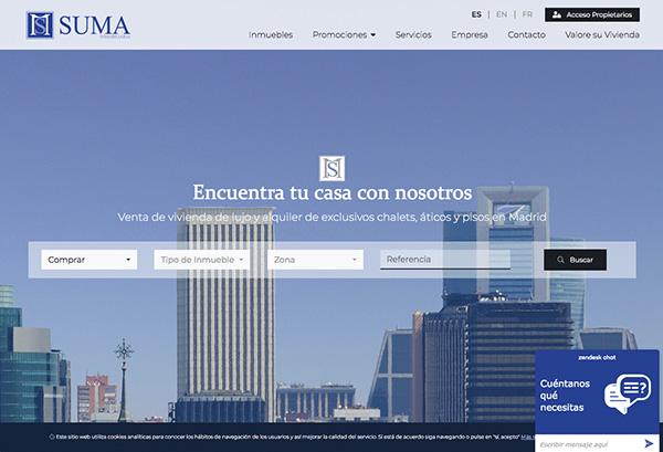 suma2020 - SUMA Inmobiliaria estrena año con nueva web