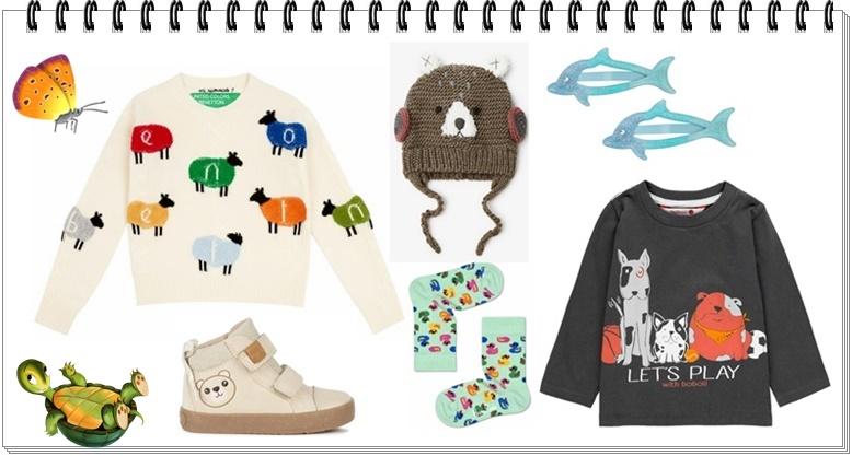 1p - Moda niños: mi armario es un zoo