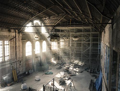 ALVAROCABALLOR1284 - La Estación Norte se reinaugura como Teatro La Estación