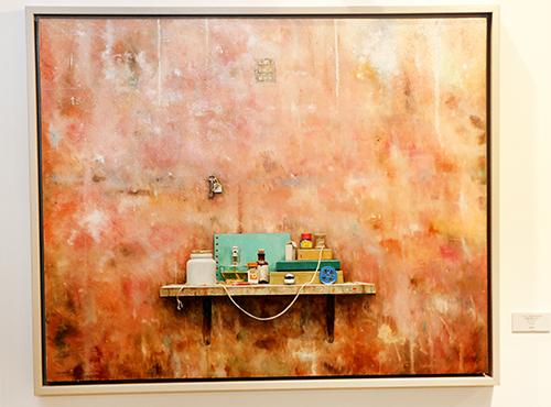 Cuadro de Macpherson - FLECHA expone obras de Dalí y Antonio López en el C.C. Arturo Soria Plaza