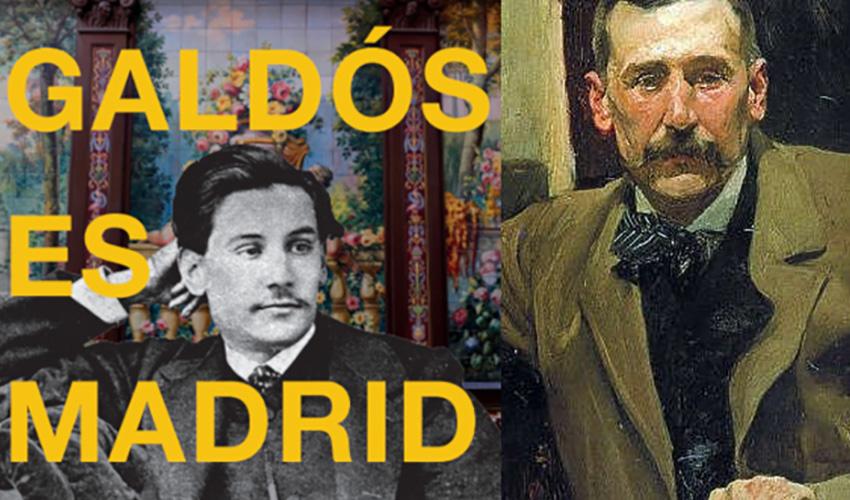 Reserva tu visita guiada y gratuita por el Madrid de Galdós