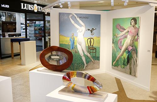 MG 3838 - FLECHA expone obras de Dalí y Antonio López en el C.C. Arturo Soria Plaza