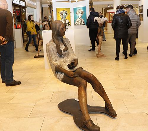 MG 3840 - FLECHA expone obras de Dalí y Antonio López en el C.C. Arturo Soria Plaza