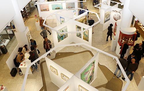 MG 3863 - FLECHA expone obras de Dalí y Antonio López en el C.C. Arturo Soria Plaza