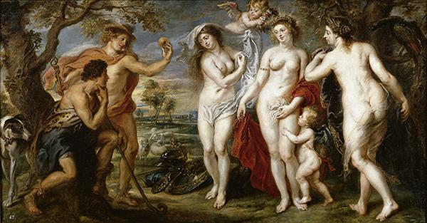 Peter Paul Rubens 115 - Los leones de la Cibeles son amantes castigados