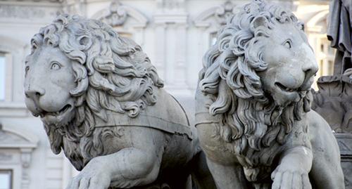 atalanta e Hipomendes1 - Los leones de la Cibeles son amantes castigados