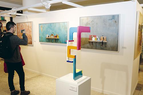 candela muniozguren - FLECHA expone obras de Dalí y Antonio López en el C.C. Arturo Soria Plaza