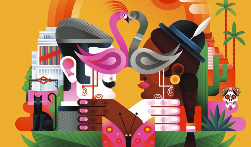 Carnaval 2020. Madrid fusiona comparsas y batucadas