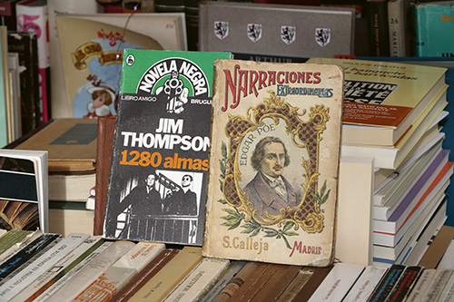 caseta 12 - Los libreros de la Cuesta de Moyano nos recomiendan sus libros favoritos