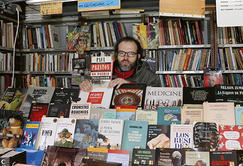 caseta 16 - Los libreros de la Cuesta de Moyano nos recomiendan sus libros favoritos