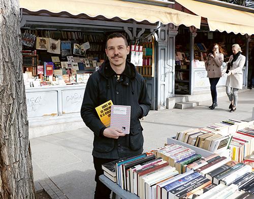 caseta 20 - Los libreros de la Cuesta de Moyano nos recomiendan sus libros favoritos