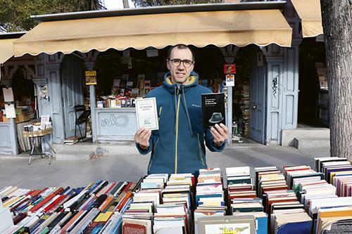 caseta 26 - Los libreros de la Cuesta de Moyano nos recomiendan sus libros favoritos