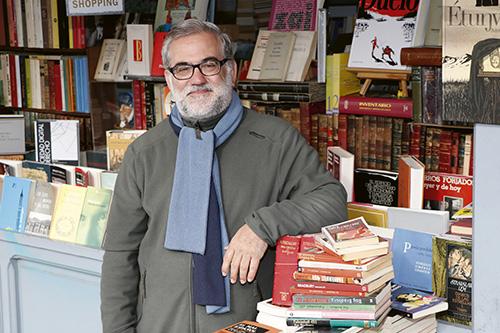 caseta 3 - Los libreros de la Cuesta de Moyano nos recomiendan sus libros favoritos