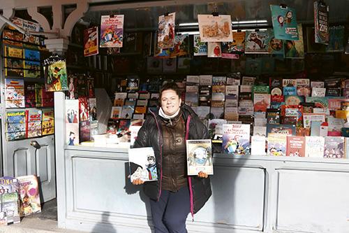 caseta 30 - Los libreros de la Cuesta de Moyano nos recomiendan sus libros favoritos